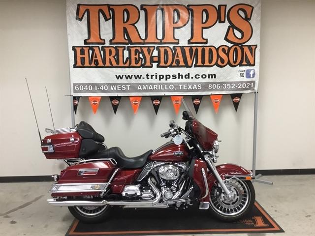 2009 Harley-Davidson Electra Glide Ultra Classic at Tripp's Harley-Davidson
