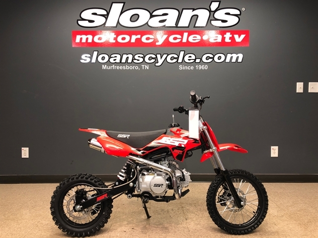 2019 SSR Motorsports PIT BIKE SRN125-19 at Sloans Motorcycle ATV, Murfreesboro, TN, 37129