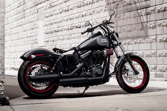 2017 Harley-Davidson Dyna Street Bob at Pikes Peak Indian Motorcycles