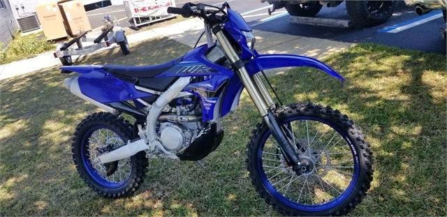 2021 Yamaha WR 450F at Powersports St. Augustine