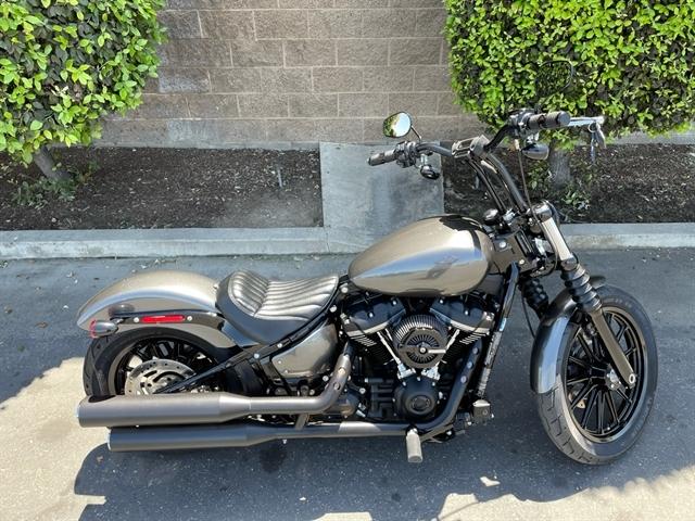 2018 Harley-Davidson Softail Street Bob at Fresno Harley-Davidson