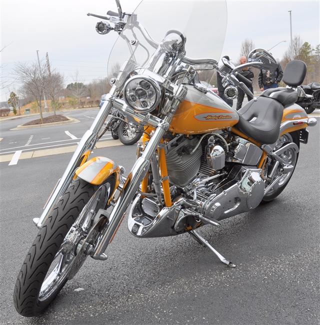 2004 Harley-Davidson FXSTDSE - Softail Deuce CVO at All American Harley-Davidson, Hughesville, MD 20637