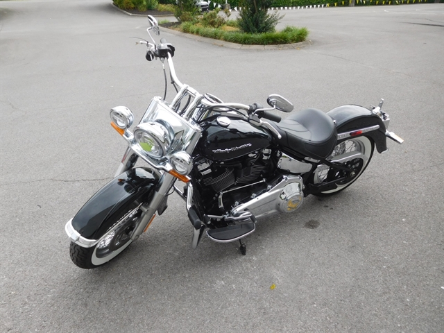 2019 Harley-Davidson Softail Deluxe at Bumpus H-D of Murfreesboro