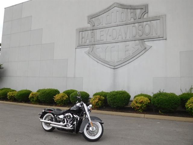 2019 Harley-Davidson Softail Deluxe at Bumpus H-D of Murfreesboro