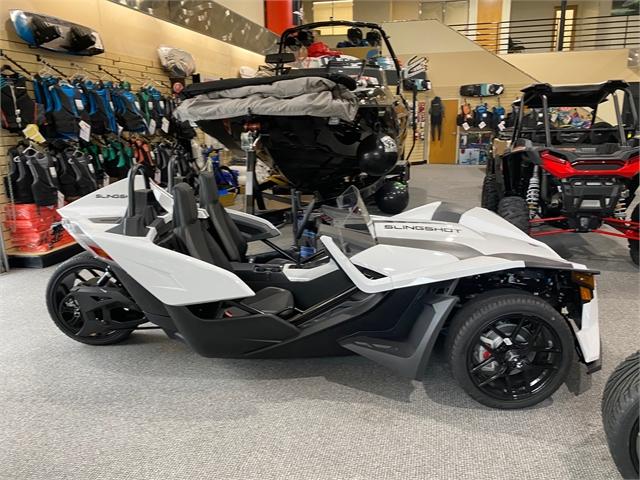 2021 SLINGSHOT Slingshot S with Technology Package at Lynnwood Motoplex, Lynnwood, WA 98037