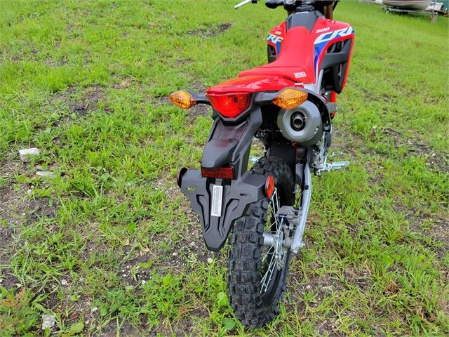 2021 Honda CRF 300L at Powersports St. Augustine