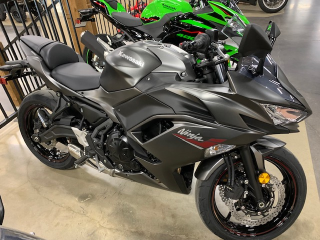 2022 Kawasaki Ninja 650 Base at Got Gear Motorsports