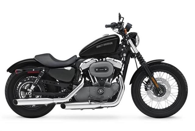 2011 Harley-Davidson Sportster 1200 Nightster at Mike Bruno's Northshore Harley-Davidson