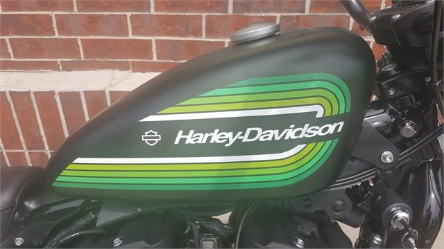 2021 Harley-Davidson Street XL 1200NS Iron 1200 at Harley-Davidson® of Atlanta, Lithia Springs, GA 30122