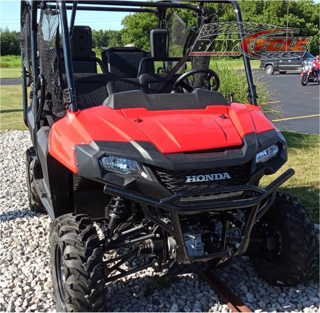 2020 Honda Pioneer 700-4 Base at Bay Cycle Sales