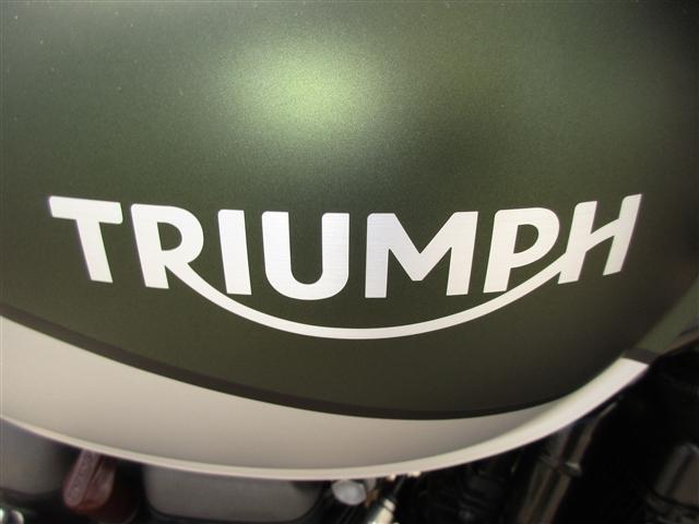 2019 Triumph Street Scrambler Standard at Fort Myers