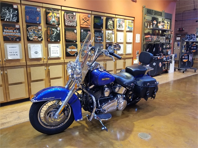 2017 Harley-Davidson Softail Heritage Softail Classic at Legacy Harley-Davidson