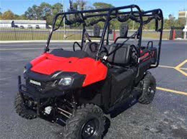 2019 Honda SXS700-4K Pioneer 700-4 at Kent Motorsports, New Braunfels, TX 78130