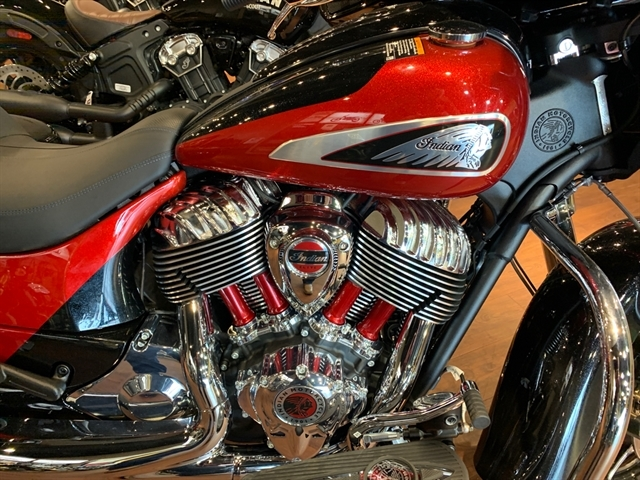 2020 Indian Chieftain Elite at Mungenast Motorsports, St. Louis, MO 63123