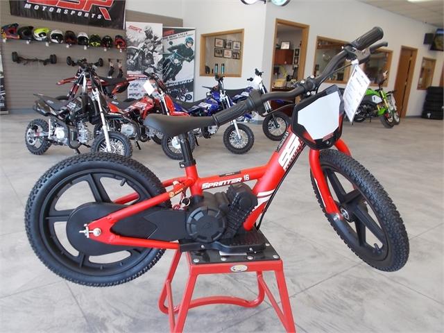 2021 SSR Motorsports SPRINTER 16 at Nishna Valley Cycle, Atlantic, IA 50022