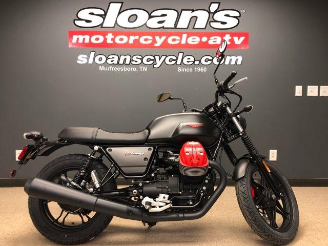 2018 Moto Guzzi V7 III Carbon Dark at Sloan's Motorcycle, Murfreesboro, TN, 37129