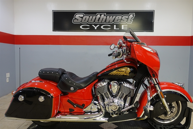 2017 Indian Chieftain Base at Southwest Cycle, Cape Coral, FL 33909