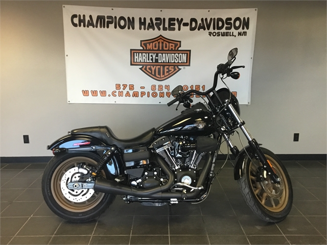 2017 Harley-Davidson Dyna Low Rider S at Champion Harley-Davidson