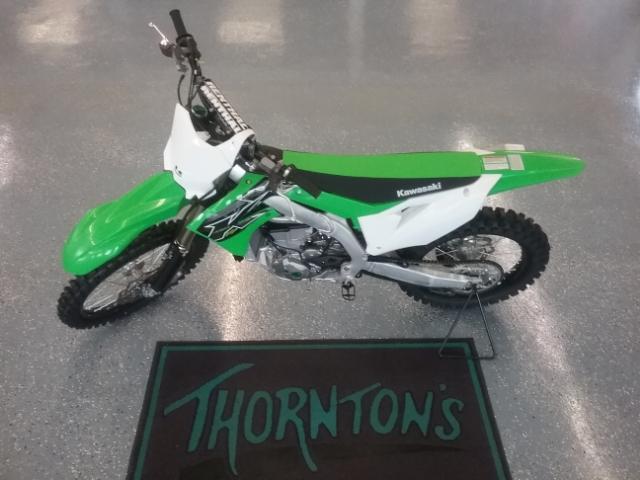 2019 Kawasaki KX 450 at Thornton's Motorcycle - Versailles, IN