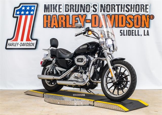 2009 Harley-Davidson Sportster 1200 Low at Mike Bruno's Northshore Harley-Davidson