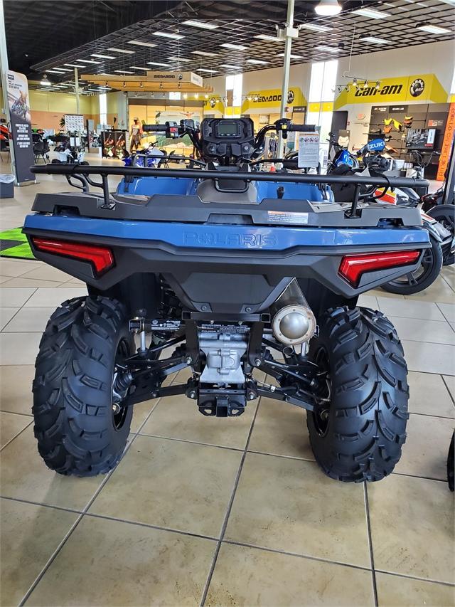 2021 Polaris Sportsman 450 HO EPS at Sun Sports Cycle & Watercraft, Inc.