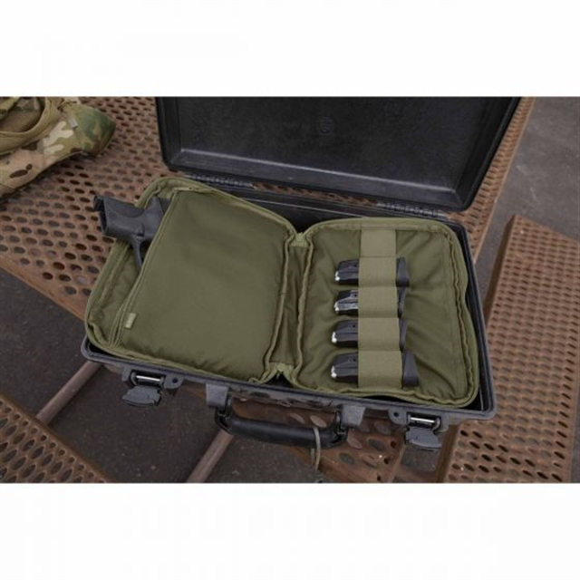 2019 5.11 Tactical Single Pistol Case Black at Harsh Outdoors, Eaton, CO 80615