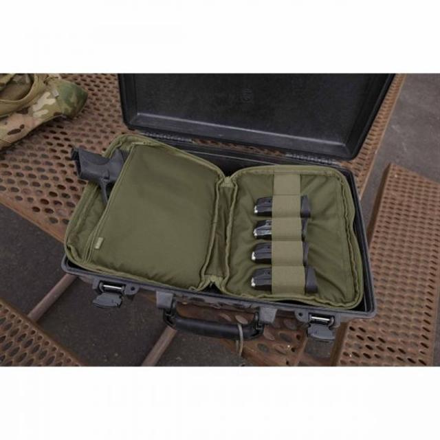 2019 511 Tactical Single Pistol Case Black at Harsh Outdoors, Eaton, CO 80615