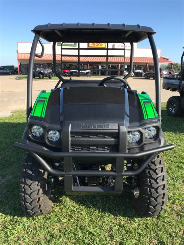 2020 Kawasaki Mule SX 4x4 XC LE FI 4x4 XC LE at Dale's Fun Center, Victoria, TX 77904