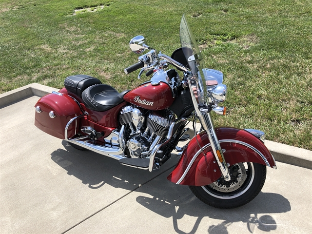 2017 Indian Springfield Base at Indian Motorcycle of Northern Kentucky