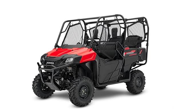 2021 Honda Pioneer 700-4 Base at Van's Motorsports