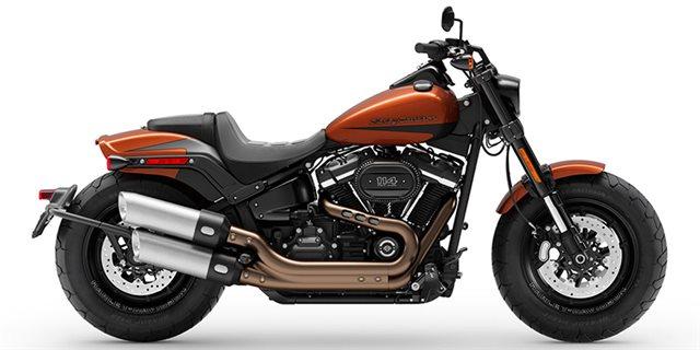 2019 Harley-Davidson Softail Fat Bob 114 at Lima Harley-Davidson