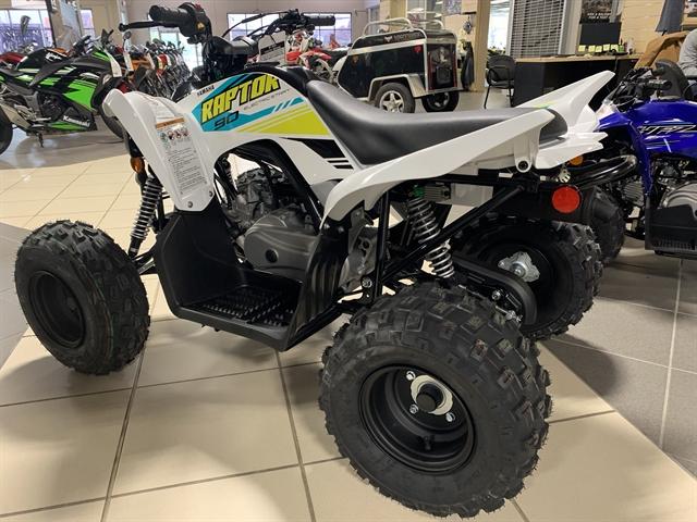 2021 Yamaha Raptor 90 at Star City Motor Sports
