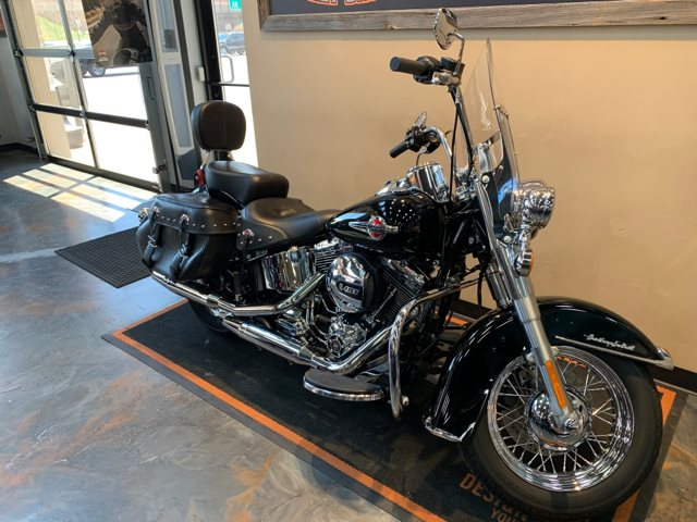 2017 Harley-Davidson Softail Heritage Softail Classic at Vandervest Harley-Davidson, Green Bay, WI 54303