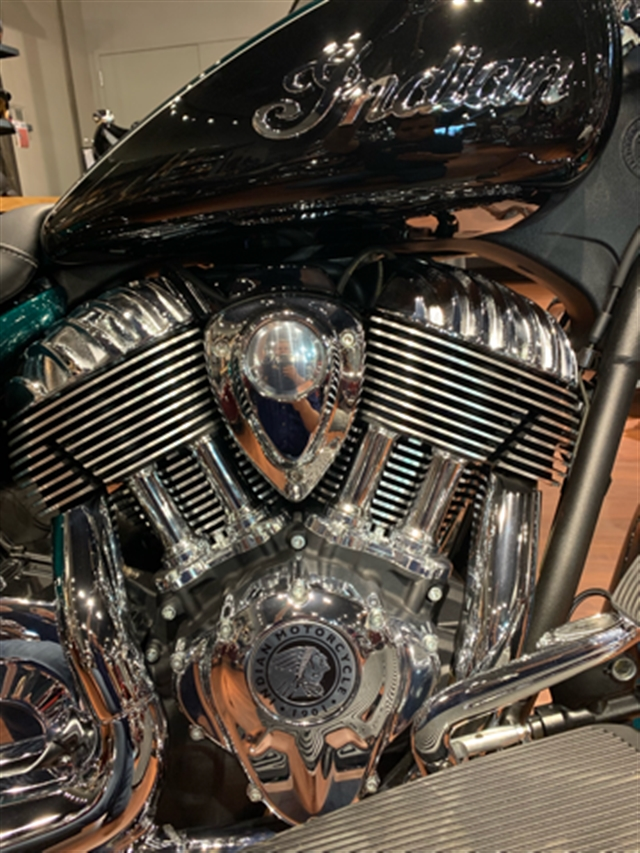 2019 Indian Springfield Base at Mungenast Motorsports, St. Louis, MO 63123
