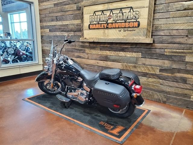 2020 Harley-Davidson Softail Heritage Classic at Bull Falls Harley-Davidson