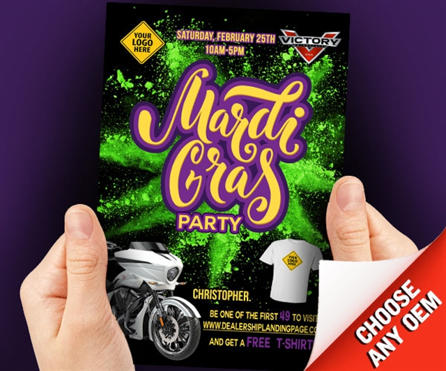 2018 WINTER Mardi Gras Powersports at PSM Marketing - Peachtree City, GA 30269