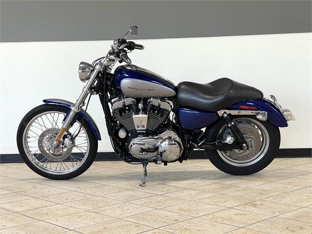 2007 Harley-Davidson Sportster 1200 Custom at Destination Harley-Davidson®, Tacoma, WA 98424