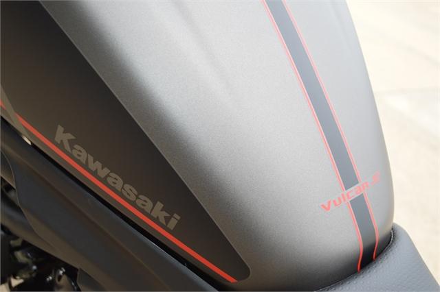 2021 Kawasaki Vulcan S ABS at Shawnee Honda Polaris Kawasaki