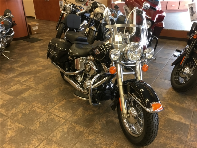 2013 Harley-Davidson Softail Heritage Softail Classic at Bud's Harley-Davidson, Evansville, IN 47715