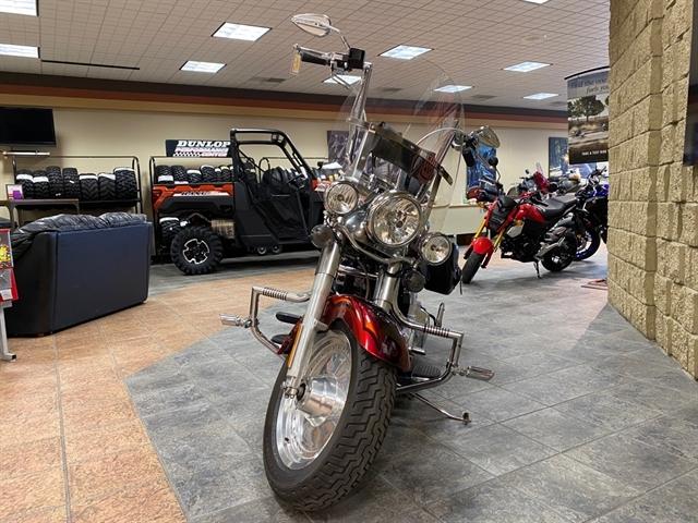 2001 HARLEY FLSTFI at Waukon Harley-Davidson, Waukon, IA 52172