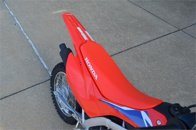 2022 Honda CRF 125F at Shawnee Honda Polaris Kawasaki