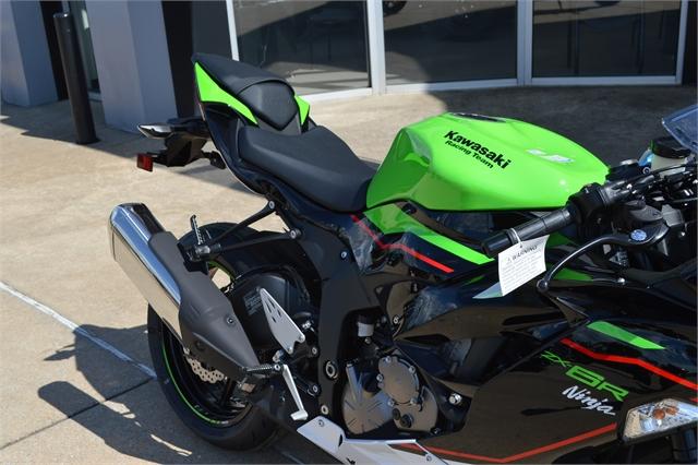2021 Kawasaki Ninja ZX-6R ABS KRT Edition at Shawnee Honda Polaris Kawasaki