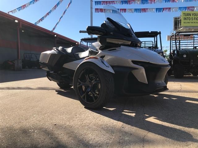 2020 Can-Am Spyder RT Base at Wild West Motoplex