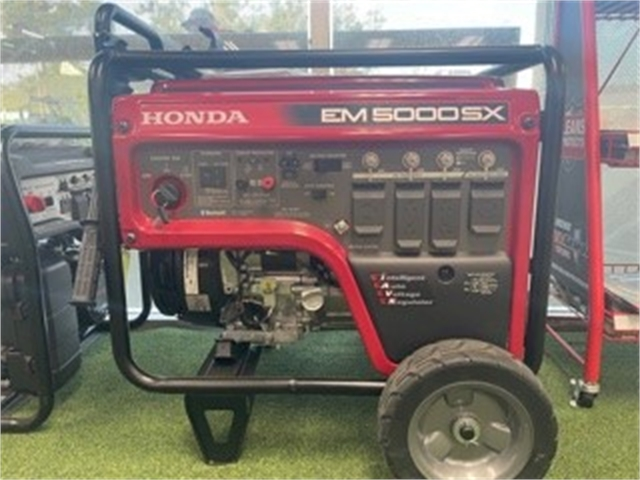 2020 Honda Power Equipment EM5000X3AG at Columbanus Motor Sports, LLC
