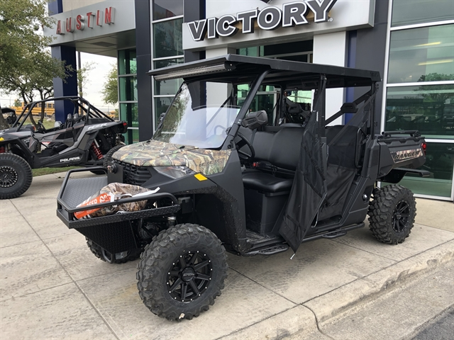 2020 Polaris Ranger Crew 1000 EPS at Kent Powersports of Austin, Kyle, TX 78640