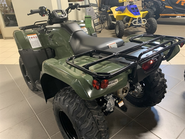 2019 Honda FourTrax Rancher 4x4 Automatic DCT EPS 4X4 Automatic DCT EPS at Star City Motor Sports
