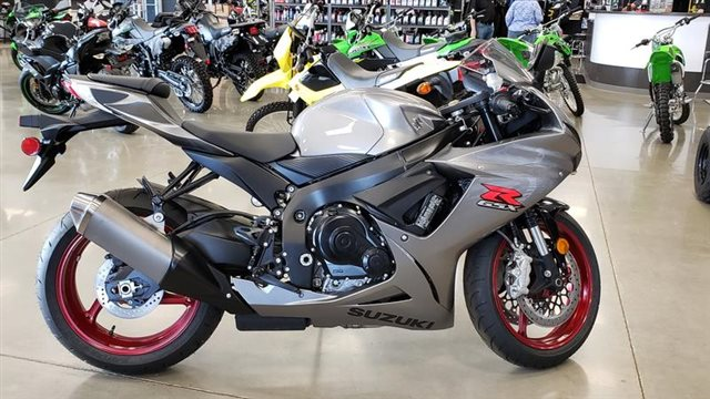 2018 Suzuki GSX-R 600 at Youngblood Powersports RV Sales and Service
