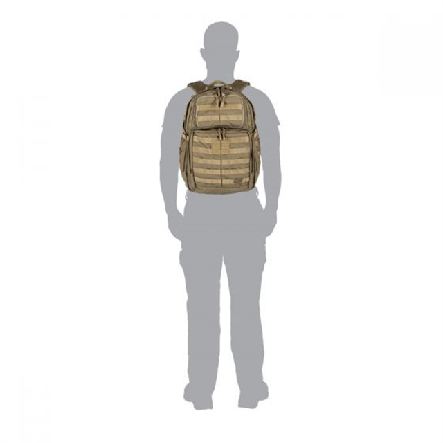 2019 5.11 Tactical RUSH24™ Backpack 37L Sandstone at Harsh Outdoors, Eaton, CO 80615