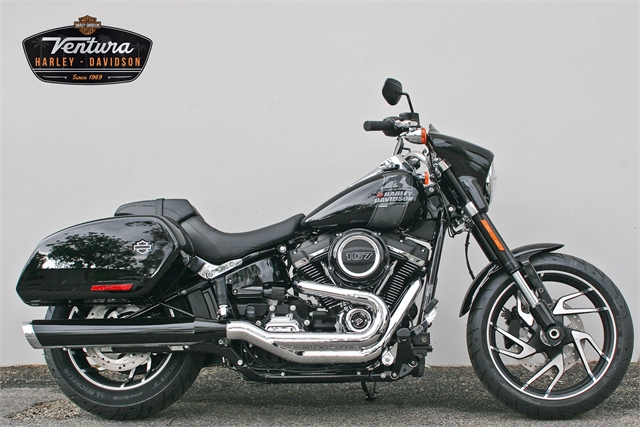 2021 Harley-Davidson Cruiser Sport Glide at Ventura Harley-Davidson