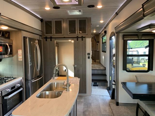 2020 Keystone Montana 3855BR 3855BR at Campers RV Center, Shreveport, LA 71129